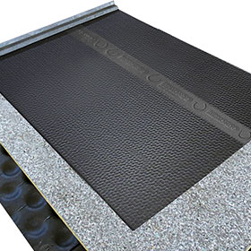 BELMONDO Kingsize horse mat / flooring system for animal clinics
