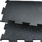 BELMONDO Classic stable mat made of rubber for horses´ looseboxes / lying areas