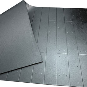 BELMONDO Rodeo BELMONDO Rodeo impact protection mat made of rubber for walls in horse stables